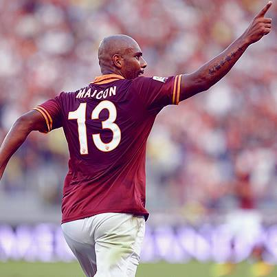 AS ROMA NEWS – I giallorossi a Milano per continuare a sognare. Maicon out e Ljajic in forte dubbio in vista dell' Inter