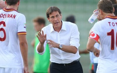 """AS ROMA NEWS – Rudi Garcia vola basso: """"Non si può parlare di scudetto"""""""