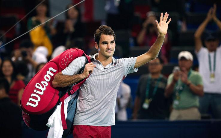 TENNIS – Roger Federer saluta Shanghai. Fognini troppo nervoso contro Djokovic, va ko in due set