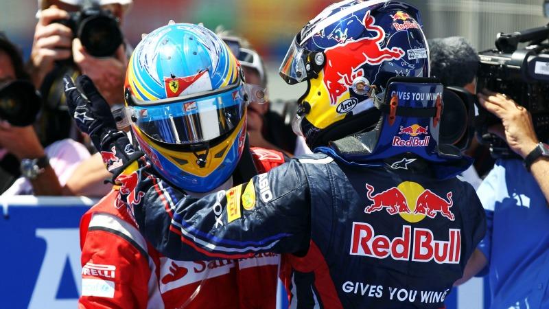 FORMULA 1 – A Suzuka vince Vettel con una gara perfetta. Dietro bene la coppia del futuro della Ferrari Alonso e Raikkonen protagonisti di grandi sorpassi