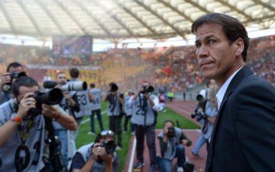 """AS ROMA NEWS – Garcia: """" La mia squadra è come l'Atletico Madrid in Spagna: siamo primi ma non siamo i favoriti"""""""