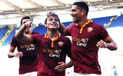 AS ROMA NEWS – Ljajic e Florenzi intorno a Borriello; ecco il tridente che sfiderà l'Udinese