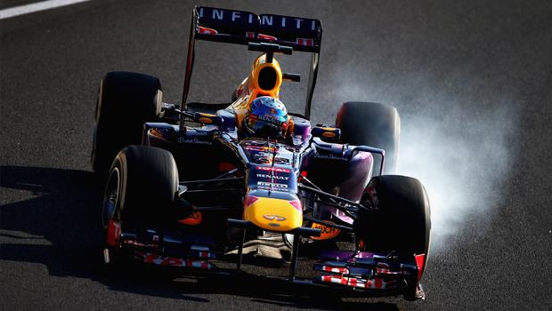 FORMULA 1 – Nelle prove libere del GP d'India, è sempre Vettel a comandare. 5° Posto per la Ferrari