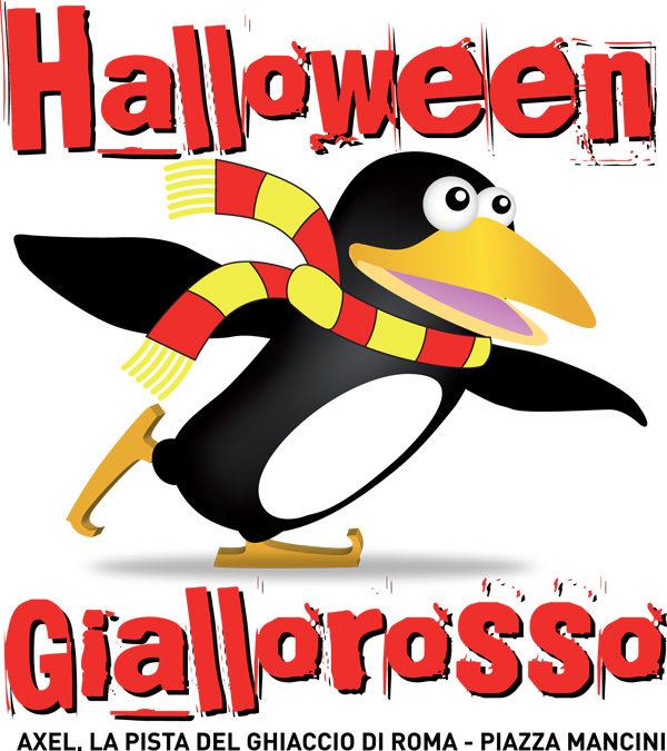 AS ROMA NEWS – Halloween Giallorosso! Giovedì prima dello stadio, vai alla pista Axel di Piazza Mancini, e vivi il tuo Halloween on Ice… ad un prezzo… da PRIMATO!