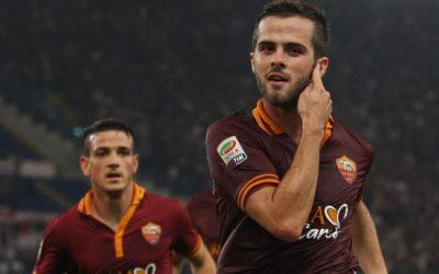 AS ROMA CALCIOMERCATO – Accordo quasi fatto! Miralem Pjanic sta per rinnovare fino al 2018. Ma lo United non si arrende