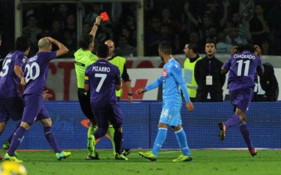 SERIE A – In attesa della Capolista Roma, Napoli espugna Firenze e la Juventus travolge il Catania