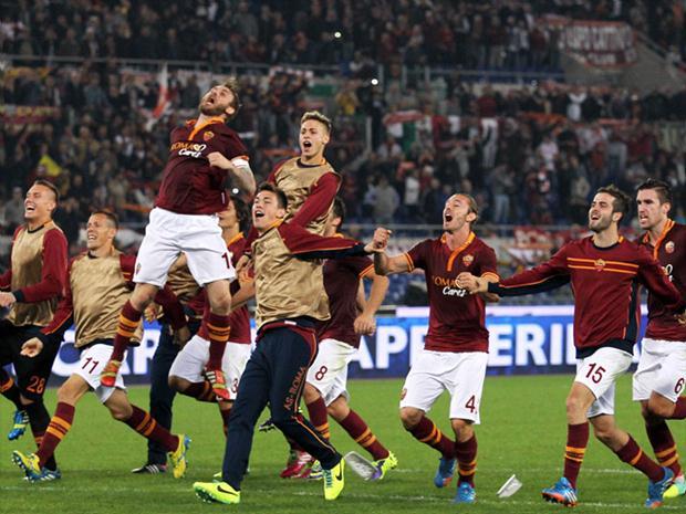 SERIE A – Nessuno come l'AS ROMA. I Giallorossi battono il Chievo ed entrano nella storia. 10 vittorie di fila dall'inizio del campionato. Nessuno come la Roma!