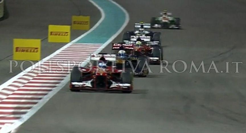FORMULA 1 – Vince Vettel ma le Ferrari danno spettacolo con grandi sorpassi. Alla fine Alonso chiude 5° e Massa 8°