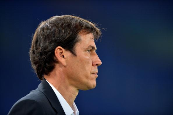 """AS ROMA – Conferenza stampa Garcia: """"Continuiamo a vincere e speriamo in un pareggio tra Juventus e Napoli"""""""
