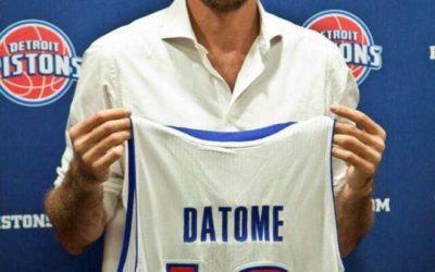 Polisportiva Roma | News Basket – Datome si accende nell'NBA contro Golden State, ma non basta: quarta sconfitta di fila per i suoi Pistons