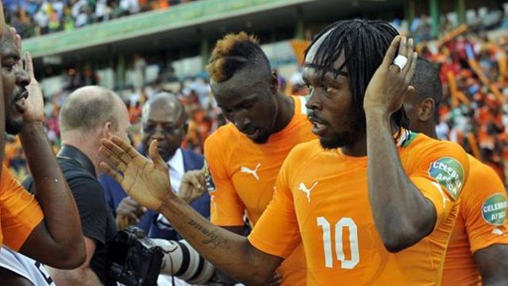AS ROMA – Gervinho titolare nella gara di play off tra Costa D'Avorio e Senegal di sabato