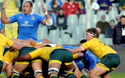 Polisportiva Roma | News Rugby – Brunel prepara la gara contro le Fiji e propone otto volti nuovi