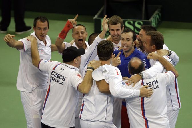 COPPA DAVIS – Djokovic non basta alla Serbia. Stepanek regala il secondo successo consecutivo alla Repubblica Ceca