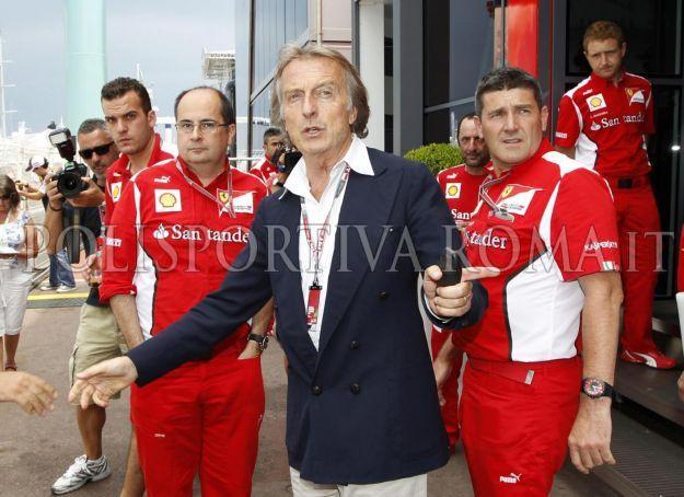 """FORMULA 1 – In Ferrari si lavora per la prossima stagione. Montezemolo assicura: """"Alonso non sarà il numero 1"""""""