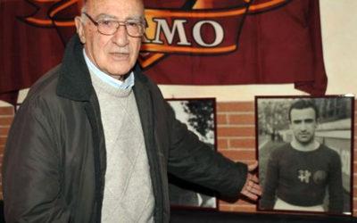 AS ROMA NEWS – E' morto a Roma Amedeo Amadei. Centravanti dello Scudetto, è il più giovane goleador della Serie A