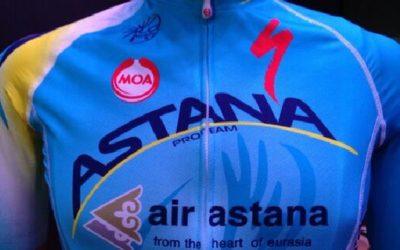 Polisportiva Roma | News Ciclismo – L'Astana presenta la nuova maglia. Nibali e Scarponi la indosseranno nel 2014