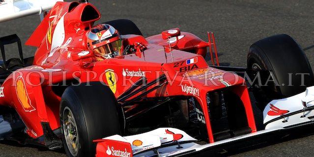 FORMULA 1 FERRARI – Pedro De La Rosa e Jules Bianchi, scenderanno in pista in Bahrain per i test Pirelli
