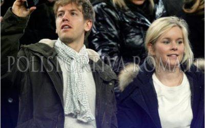 Polisportiva Roma   News Gossip & Vip – In arrivo l'erede del campione del mondo di F1 Sebastian Vettel. Hanna Prater è incinta