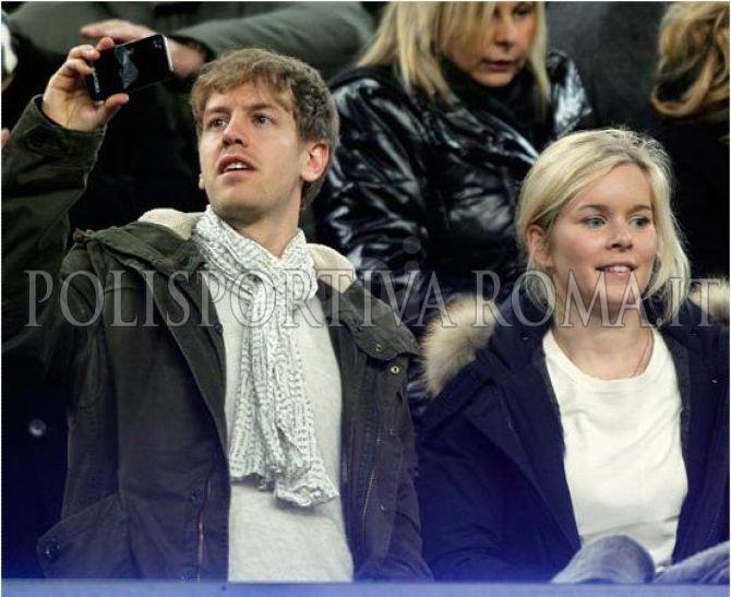 Gossip - Prater e Vettel