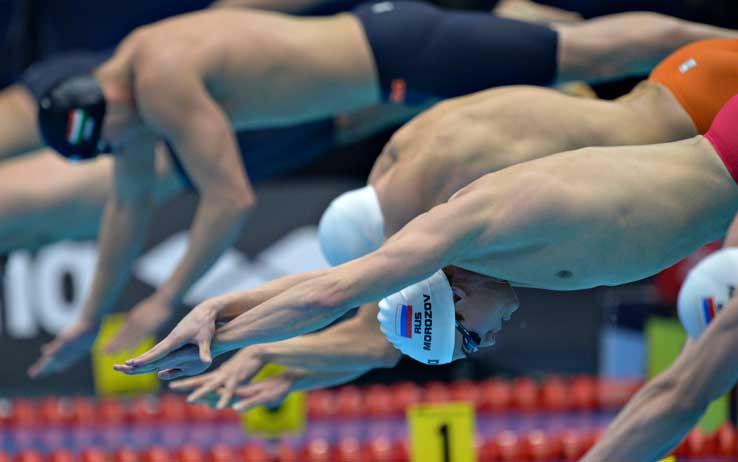 Polisportiva Roma | News Nuoto – Tre medaglie d'argento nella prima giornata di gare agli Europei ad Herning: le firme sono di Orsi, D'Arrigo e della staffetta mista maschile