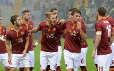 AS ROMA NEWS – I giallorossi preparano la trasferta di Milano: Totti pronto a partire dal primo minuto, Bradley sotituisce lo squalificato Pjanic