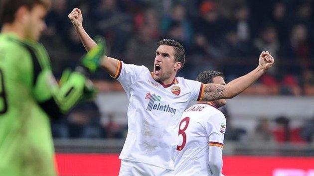 AS ROMA NEWS – Zapata e Muntari rallentano la Roma. A Milano arriva il quinto pareggio stagionale per i giallorossi