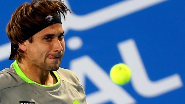 TENNIS – Djokovic e Ferrer approdano in finale ad Abu Dhabi. Sconfitti Tsonga e Nadal