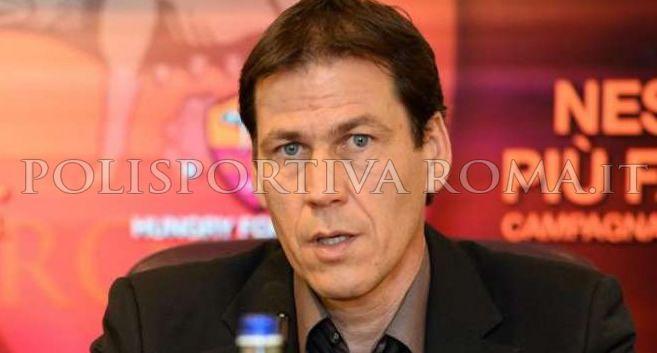 """AS ROMA NEWS – Garcia sfida la Juve: """"Andremo a Torino per vincere, come facciamo sempre"""""""