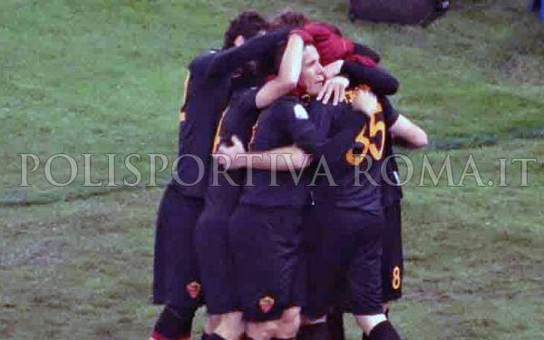 AS ROMA NEWS – Con il minimo sforzo la Roma avanza in Coppa Italia. 1-0 alla Samp