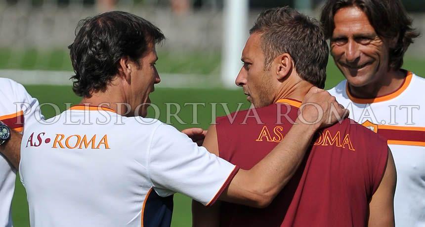 AS ROMA SERIE A – Comunicato il programma degli allenamenti in vista della gara contro il Livorno