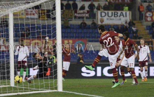 SERIE A ROMA – Vittoria netta contro il Livorno. Ora si pensa subito alla Coppa Italia contro la Juve