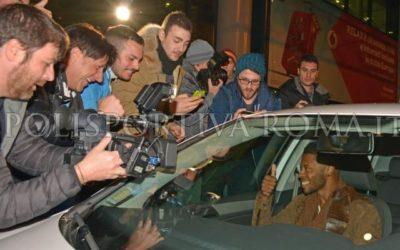 CALCIOMERCATO ROMA – E' ufficiale Roma, arriva Michel Bastos