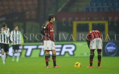 Polisportiva Roma   News Calcio – Clamoroso a San Siro… In Coppa Italia Udinese batte Milan 2-1. Bianconeri in semifinale, Milan fischiato