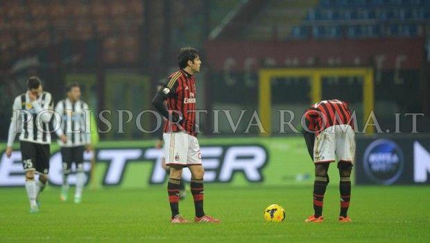 Polisportiva Roma | News Calcio – Clamoroso a San Siro… In Coppa Italia Udinese batte Milan 2-1. Bianconeri in semifinale, Milan fischiato