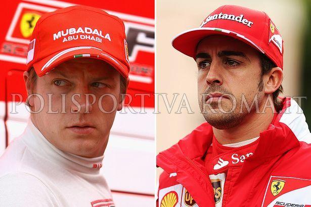 """FORMULA 1 – Primi giri anche per Fernando Alonso sulla Ferrari: """"Bello tornare in pista!"""""""