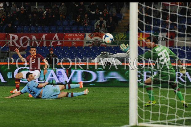 AS ROMA – Florenzi segna in Zona Cesarini un gol Champions!