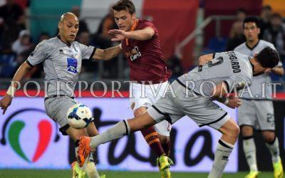 AS ROMA – Vincono i ragazzi di Rudi Garcia contro l'Atalanta. Con Totti dal primo minuto, la Roma vince e si diverte