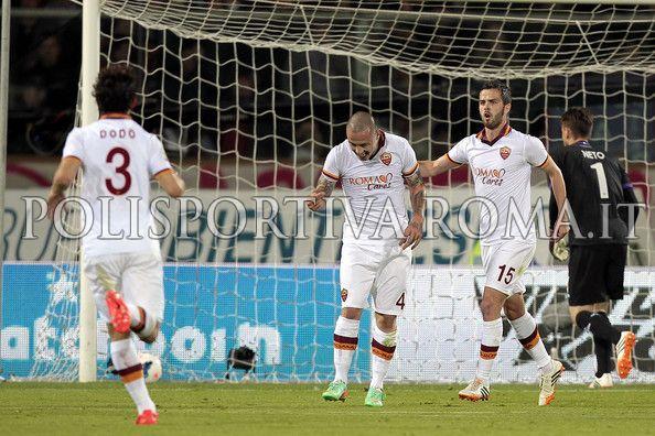 SERIE A – La Roma vince a Firenze! Arriva la Champions dalla porta principale