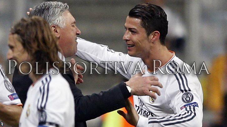 Polisportiva Roma | News Calcio – Real Madrid devastante in Champions League. 4 Gol all'Allianz Arena e il Bayern è matato. Ronaldo nella storia, Ancelotti in Finale