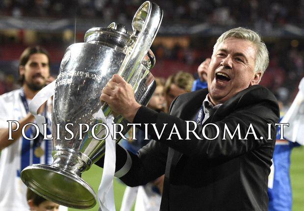 Polisportiva Roma | News Calcio – Carletto Ancelotti porta al Real Madrid la Decima Champions League