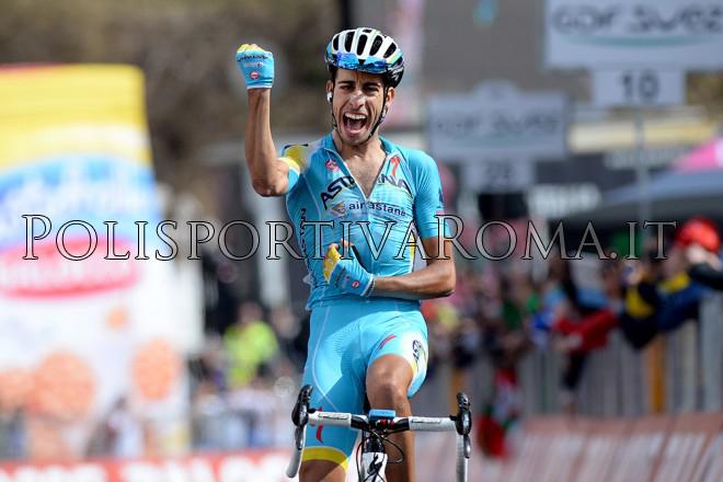 Polisportiva Roma | News Ciclismo – Al Giro d'Italia ancora una tappa vinta dagli italiani. A Montecampione tocca al giovane Fabio Aru