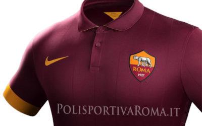AS ROMA NIKE – Ecco la nuova Maglia della stagione 2014/2015. Un mix di tecnologia e tradizione