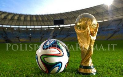 Polisportiva Roma   News Calcio – Ci siamo! Oggi il via con la cerimonia d'apertura dei Mondiali e poi Brasile Croazia