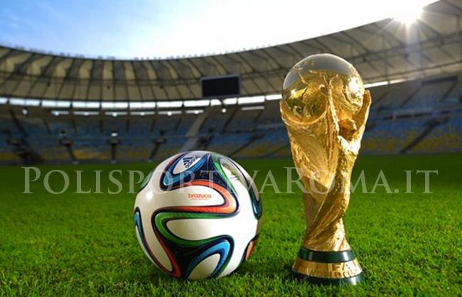 Polisportiva Roma | News Calcio – Ci siamo! Oggi il via con la cerimonia d'apertura dei Mondiali e poi Brasile Croazia
