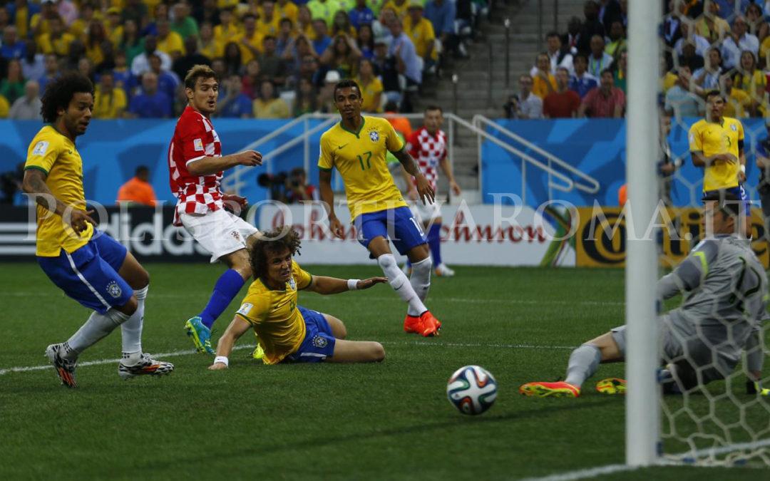 Polisportiva Roma | News Calcio – Il Brasile vince ai Mondiali ma viene subito favorito dall'Arbitro. Croazia furiosa