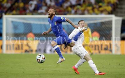 Polisportiva Roma   News Calcio – Inizia bene per gli Azzurri il Mondiale in Brasile. Italia Inghilterra 2-1. Bene Gervinho e sorpresa Costa Rica