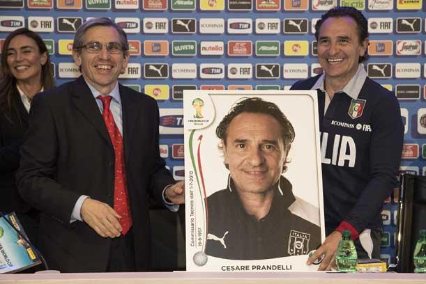 Polisportiva Roma | News Calcio – Italia Fuori dal Mondiale! Prandelli, il Ct che ci ha fatto umiliare e deridere dal mondo. Ora basta! Dia le dimissioni!