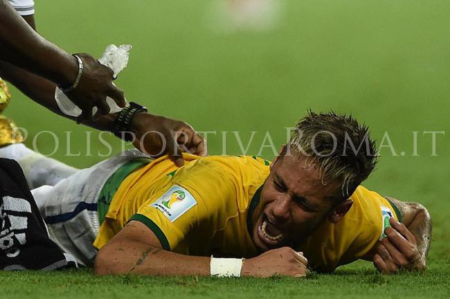 Mondiali Brasile 2014 - Neymar