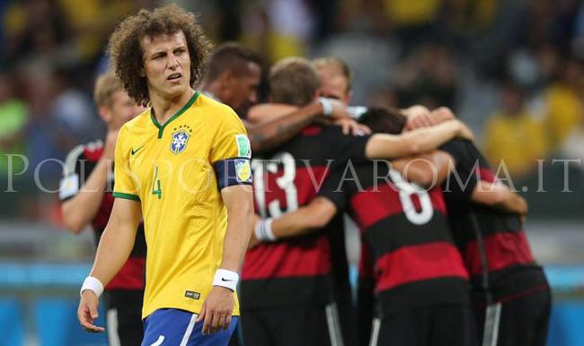 Mondiali Brasile 2014 - Germania vs Brasile