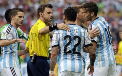 Polisportiva Roma   News Calcio – Epilogo finale Mondiale tra Germania e Argentina. Nella finalina crolla il Brasile vince l'Olanda. Un pezzo d'Italia in finale con Rizzoli